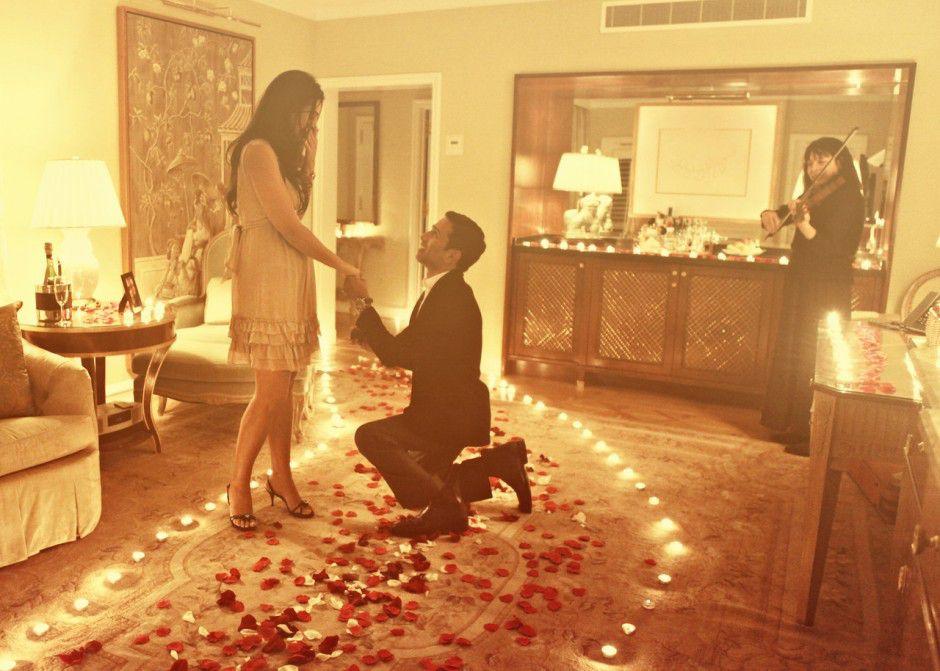 Romantic Marriage Proposal Idea 940x671 Fabulous Together