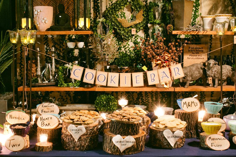 Cookie bar wedding reception finger food ideas fabulous together post navigation junglespirit Gallery